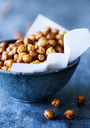 Bowl of spicy chickpeas - CUF01451