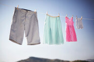 Family washing line - CUF01583