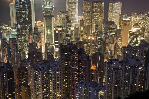 Hong kong cityscape - ISF00594