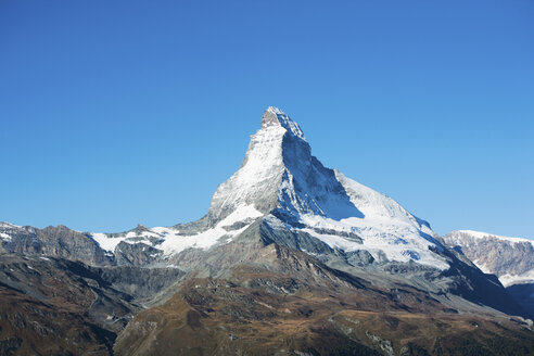 Matterhorn, Pennine Alps, Switzerland - ISF00621
