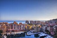 Principality of Monaco, Monaco, Monte Carlo, Fontvieille, Port de Fontvieille - ABOF00340