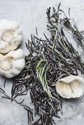 Rosemary with garlic - CUF02226