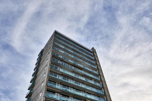 Netherlands, Zandvoort, high-rise building - MMIF00054