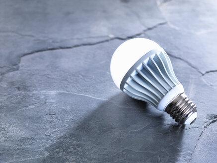 LED energy efficient light bulb, illuminated - CUF06338