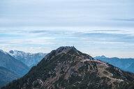 Germany, Bavaria, Berchtesgaden Alps, View to Schneibstein - HAMF00285