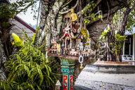 Thailand, Koh Phangan, spirit house - MMIF00059