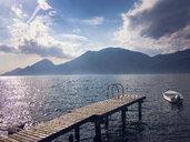 Italy, Veneto, Brenzone, Lago di Garda - LVF06988