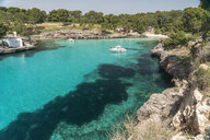 Spain, Baleares, Mallorca, Felanitx, Cala Mitjana - PCF00378