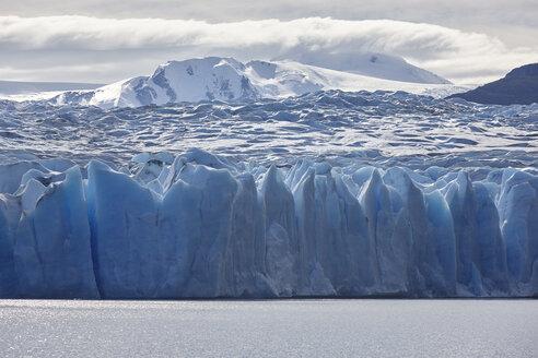 South America, Chile, Torres del Paine National Park, Grey Glacier at Lago Grey - CVF00613