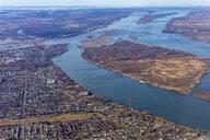 Canada, Quebec, Aerial view of the region - LOMF00718