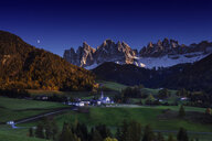 Small town, Dolomites, Italy - CUF17870
