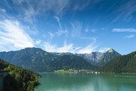 austria, Tyrol, Maurach, Achensee, Rofan, Rofan Mountains - UMF00815
