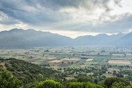 Greece, Peloponnese, Corinthia, Feneos plain, Kyllini Mountains - MAMF00102