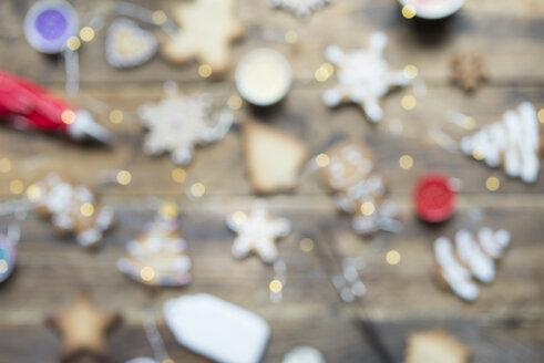 Gingerbread Cookies, Bokeh - SKCF00480