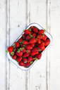 Bowl of strawberries - LVF07043