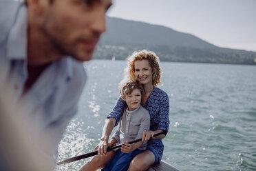 Family on a sailing trip - JLOF00041