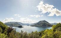 Scenic view, Lake Como, Italy - CUF28986