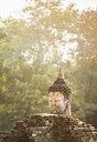 Buddha statue at the Sukhothai Historical Park, Sukhothai, Thailand. - CUF30908