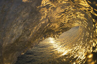 Barrelling wave, Hawaii, USA - ISF10428