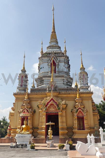 Thailand, Chiang Mai province, Doi Inthanon, Wat NamTok Mae Klang - ZCF00628