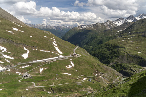 Austria, Carinthia, High Tauern National Park, Grossglockner High Alpine Road - PCF00385