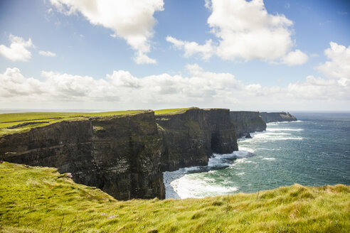 Cliffs of Moher, Liscannor, County Clare, Ireland - ISF13503