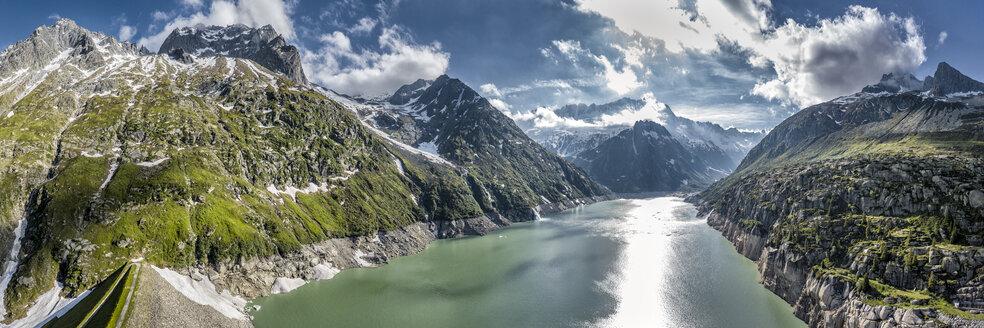 Switzerland, Canton of Uri, Goeschenen, Goescheneralpsee - STSF01623