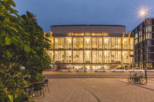 Germany, Hamburg, state opera - KEBF00838