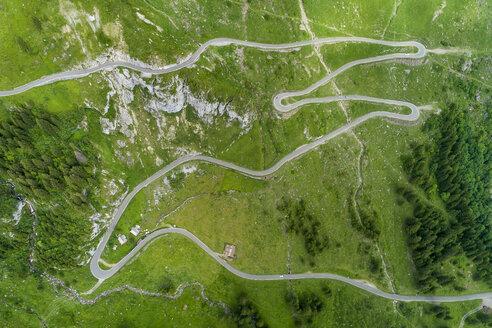 Switzerland, Canton of Glarus, Glarus Alps, Linthal, Klausen Pass - STSF01658
