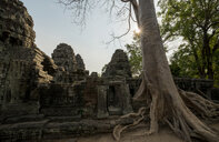 Temple of Banteay Kdei, Angkor, Siem Reap, Cambodia, Indochina, Asia - CUF35596
