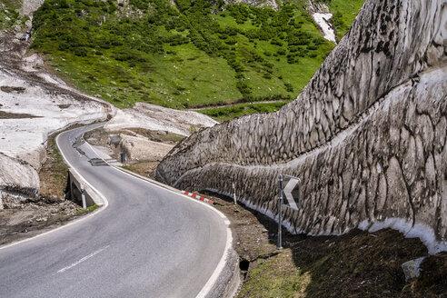 Switzerland, Valais, Nufenen Pass - STSF01659
