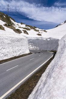 Switzerland, Valais, Nufenen Pass - STSF01662