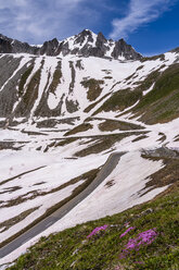 Switzerland, Valais, Nufenen Pass - STSF01665