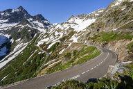 Switzerland, Canton of Uri, Susten Pass - STSF01677