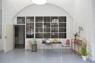 Interior of an architect's loft office - FKF02979