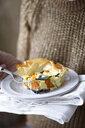 Butternut squash filo pastry tart - CUF37472