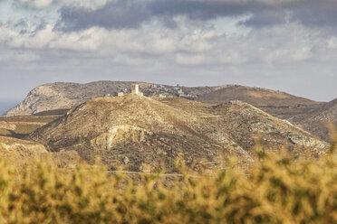Greece, Peloponnese, Laconia, Mani peninsula, View to Cape Tenaro - MAMF00129