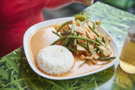 Vegetarian Asian dish - RHF02081