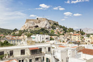Greece, Attica, Athens, View to Acropolis - MAMF00143