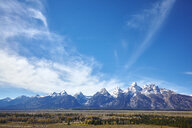 Grand Teton National Park, Wyoming, USA - ISF16332