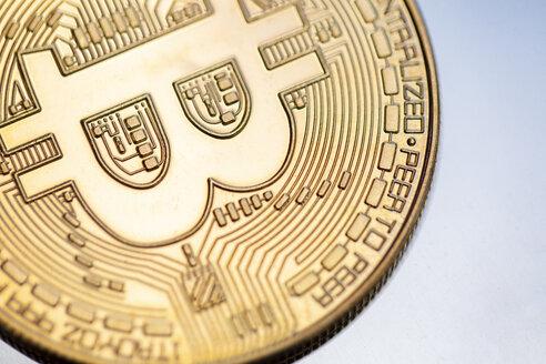 Bitcoin, detail - MMA00411