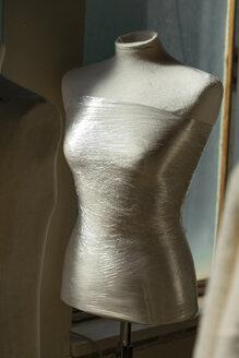 Dressmaker's models in fashion designer's studio - AFVF00755