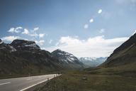Switzerland, Grisons, Samedan, Julier Pass road - DWIF00946