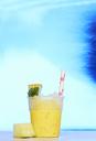 Plastic cup of melon slush - BZF00420