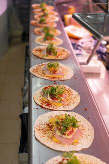 Home made tortilla wraps - AFVF00778