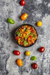 Bowl of tomato basil dip - SARF03850