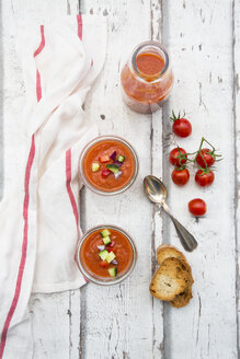 Gazpacho in glasses - LVF07283