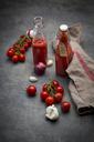 Homemade tomato ketchup - LVF07293