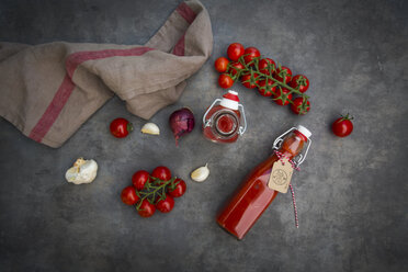Homemade tomato ketchup - LVF07296