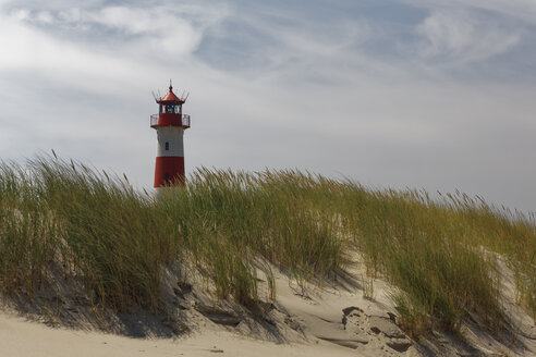 Germany, North Frisia, Sylt, Lighthouse List East - GFF01070
